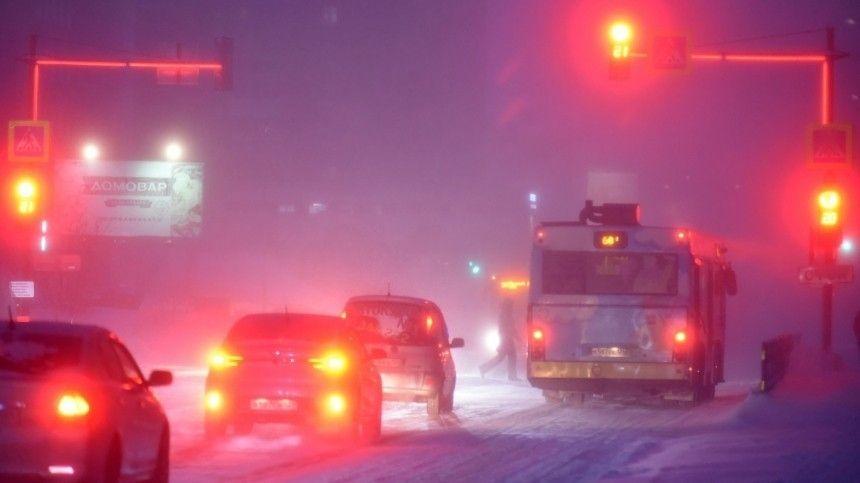Что мне снег, что мне зной! Метели и сильный ветер накрыли регионы России