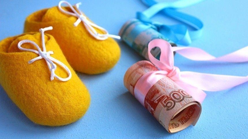 Путин анонсировал выплату к Новому году для детей до семи лет