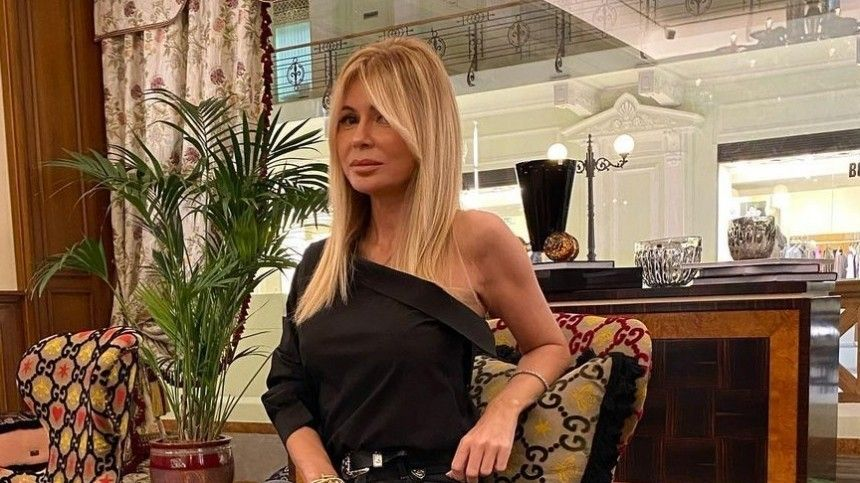 Экс-супруг Шафировой объяснил, почему ее называют светской львицей