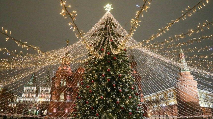 Собянин объявил 31 декабря нерабочим днем в Москве
