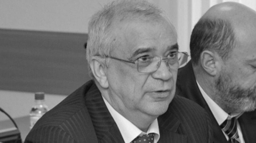 Бизнесмен из списка Forbes Владимир Христов умер в Москве