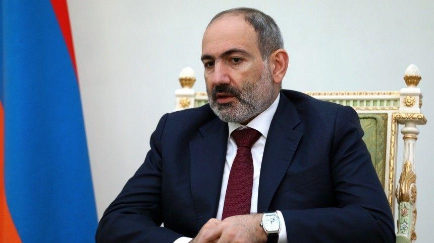Пашинян заявил о готовности уйти в отставку «по решению народа»
