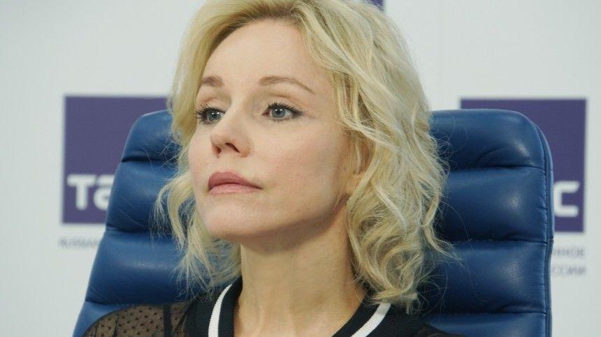 Вдова Олега Табакова ответила на сообщения о своей госпитализации