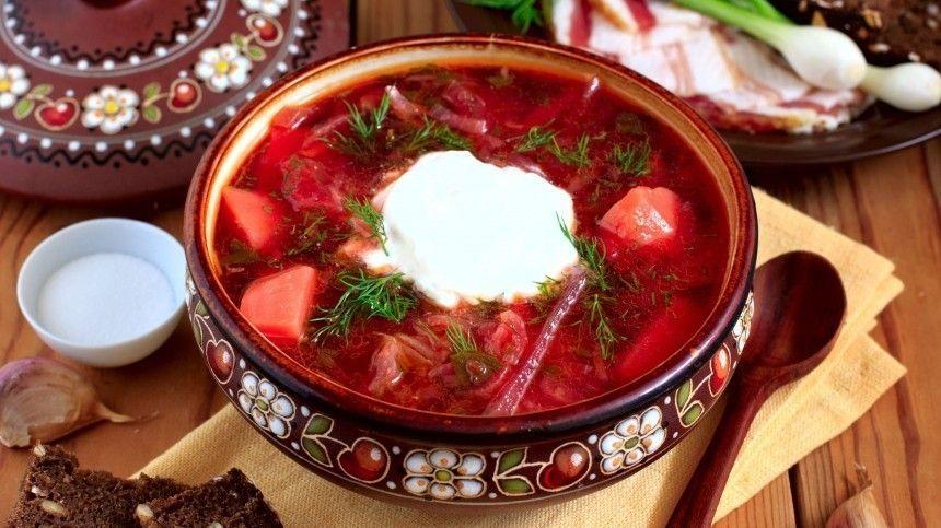 Полный борщ: как суп на Украине превратили в блюдо политической кухни