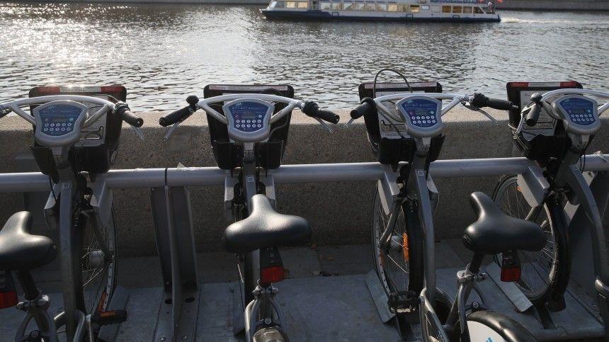 Почему в Петербурге так и не заработала общественная сеть велопроката?