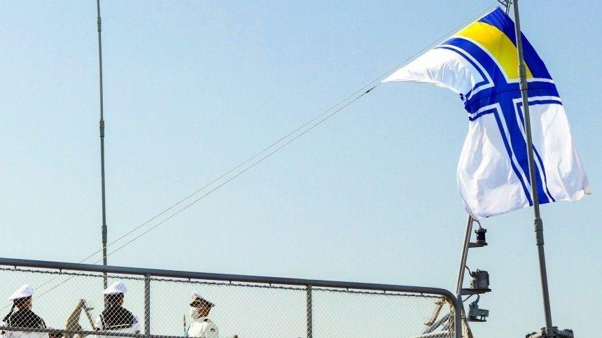 «Самый уродливый корабль» Украины вышел в Черное море на испытания — фото