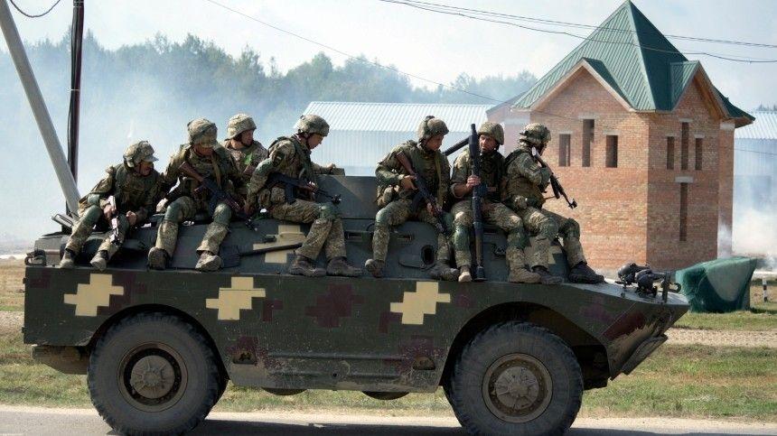 В МИД Украины назвали условие для начала войны в Донбассе