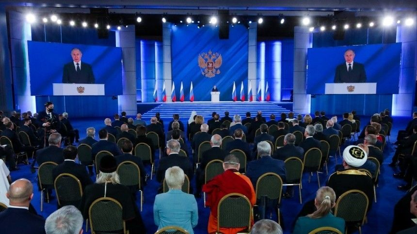 «Президент нас слышит»: лидер партии «Новые люди» о послании Путина ФС