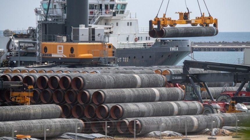 Крупный австрийский энергетик посоветовал Украине не мешать «Северному потоку — 2»