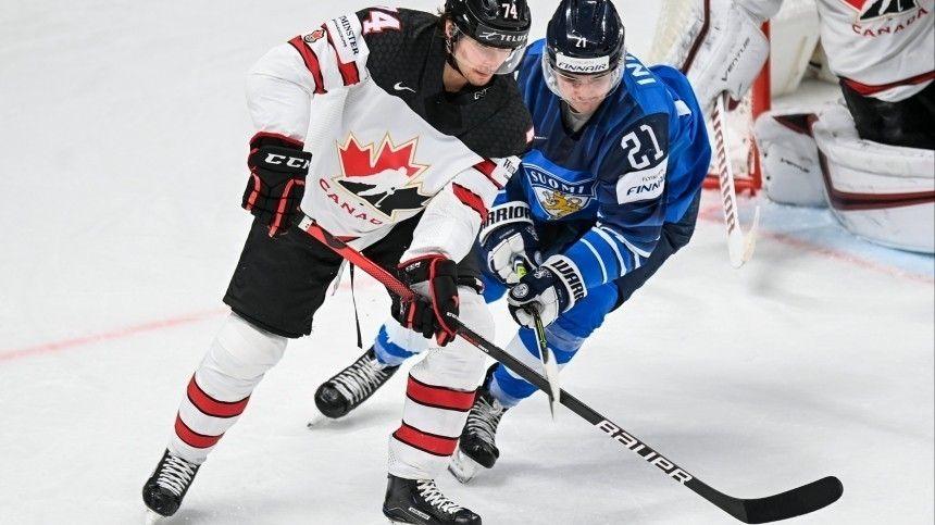 Сборная Канады победила команду Финляндии и в 27-й раз стала чемпионом мира по хоккею