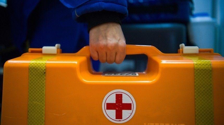 Названа причина снижения числа госпитализированных в Петербурге после Нового года