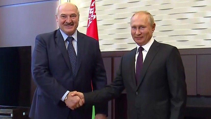 В одной команде: Лукашенко заявил о прочном союзе с Путиным в политике