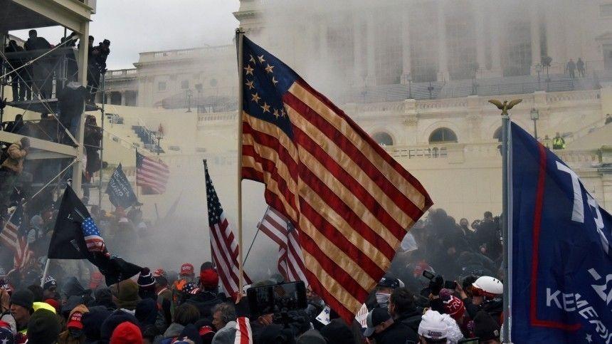 В Вашингтоне эвакуировали штаб Демократической партии США