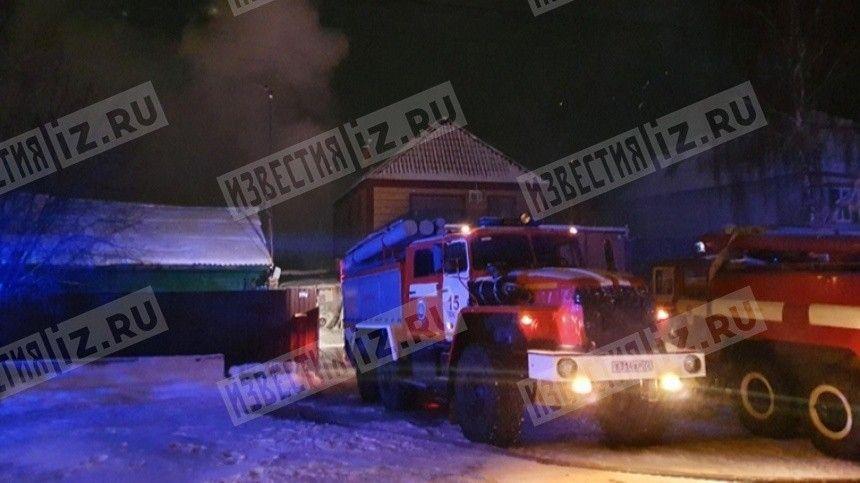 Пожар в поселке под Тюменью унес жизни семерых человек