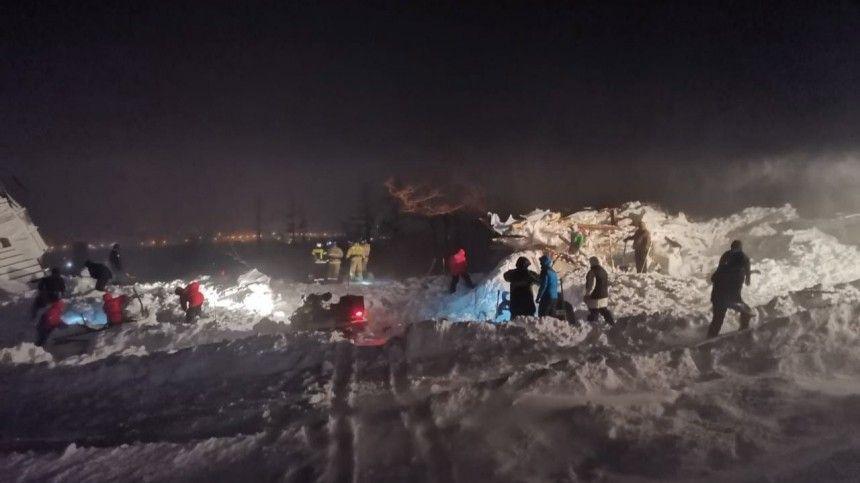 Подросток, семья которого погибла под лавиной в Норильске, пришел в сознание