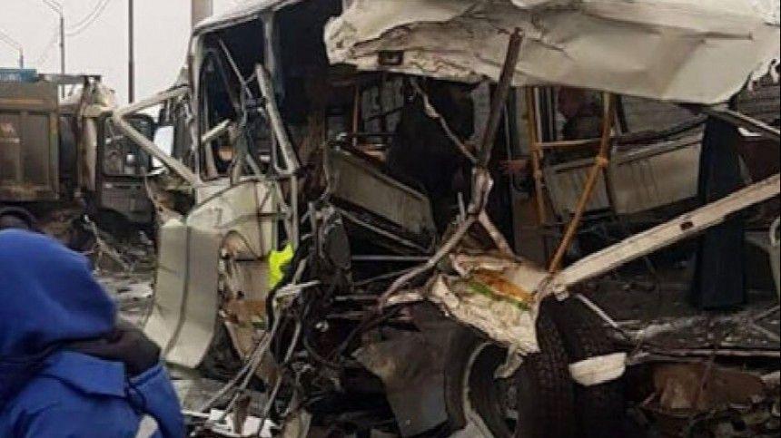 Кадры первых минут после смертельной аварии с военными на Новорижском шоссе