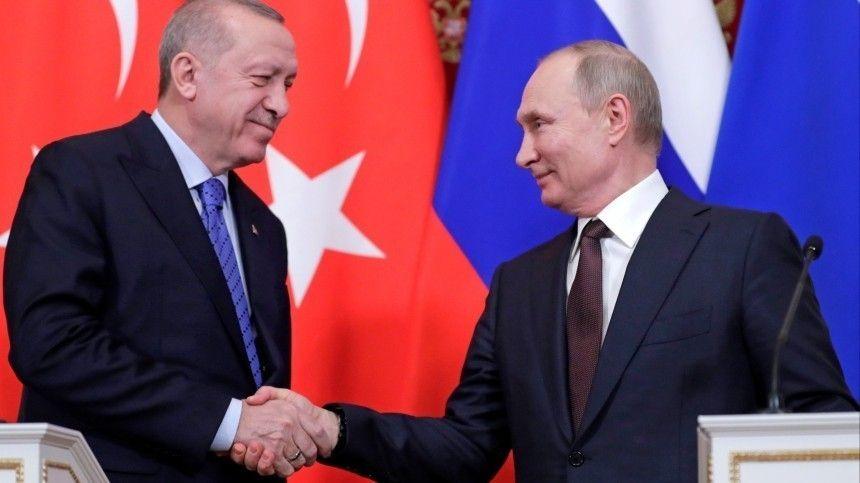 Эрдоган пообещал внести вклад для поддержания мира в Нагорном Карабахе