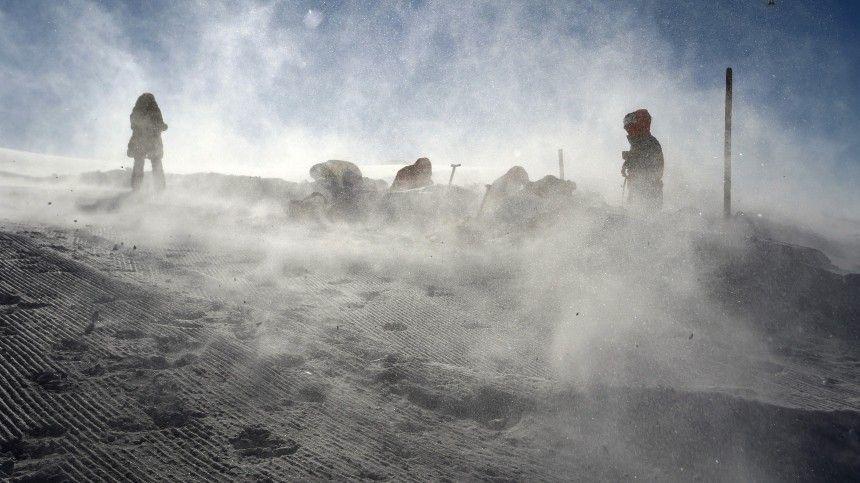 «Гравитация»: в КЧР назвали причину схода лавины на горнолыжном курорте