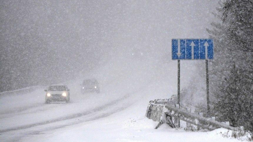 Проверяет на прочность: центральные районы РФ сковал холод, на юге выпал снег