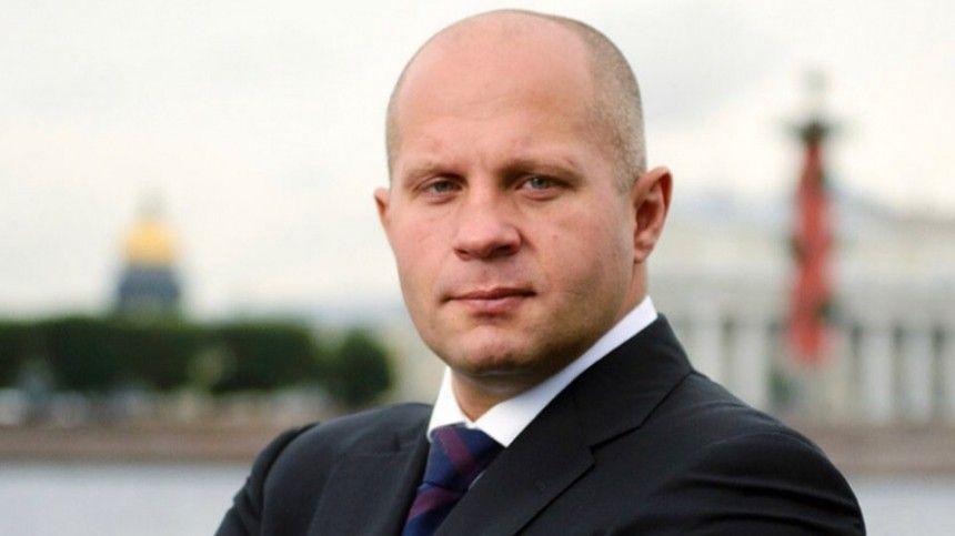 Федора Емельяненко госпитализировали в COVID-больницу