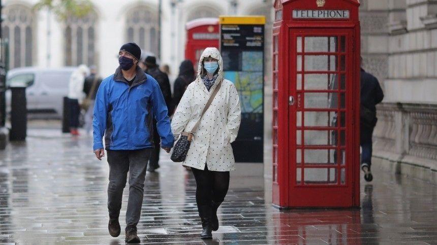 Борис Джонсон объявил о смертоносности «британского» штамма COVID-19