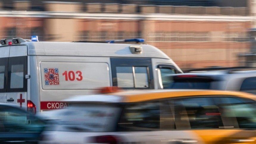 Участники незаконной акции в Москве сбили подростка, сломав ему ключицу
