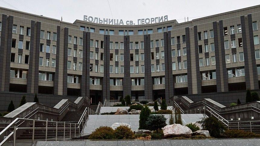 Тело пациента с СОVID-19 обнаружили с ножом в сердце в больнице Петербурга