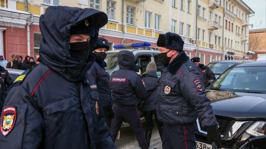 Новые незаконные акции могут пройти в России 31 января