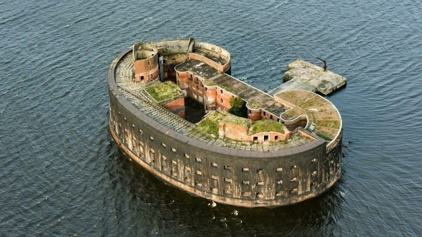 Форт «Александр I» в Кронштадте после реконструкции получит вторую жизнь