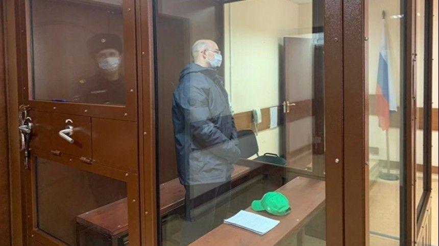 Арестован еще один обвиняемый в нападении на силовика на незаконной акции в Москве