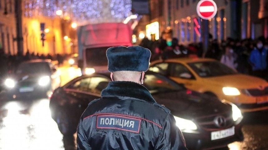 Полный провал: москвичи не захотели участвовать в незаконных акциях