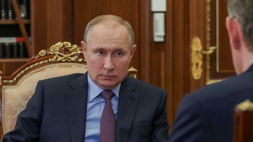 Путин утвердил критерии эффективности работы губернаторов