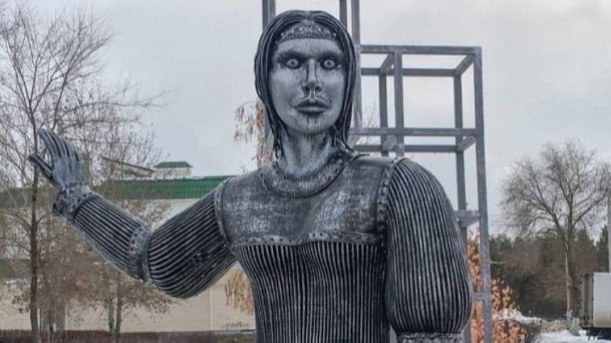 Калининградский скульптор создал жениха для нашумевшей нововоронежской Аленки