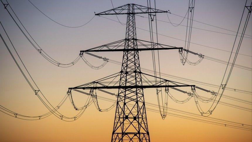 Россию обвинили в энергетическом кризисе на Украине