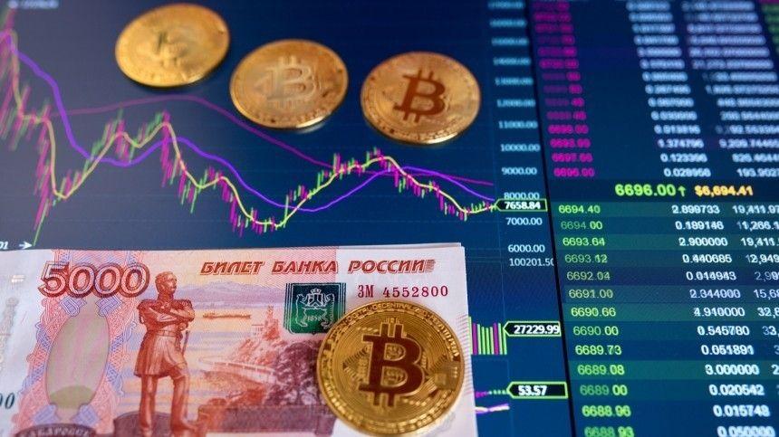 Поведение биткоина не на шутку всполошило мировые биржи