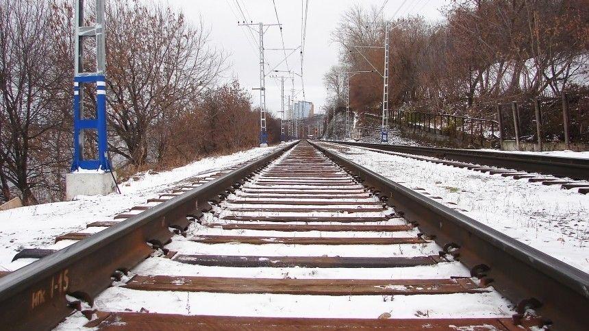 Поезд сошел с рельсов из-за ДТП с Land Rovеr под Нижним Новгородом