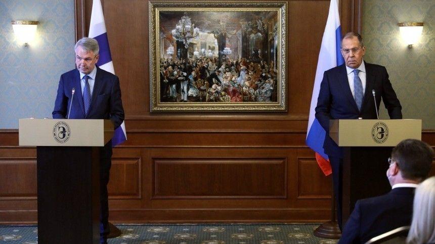 Лавров назвал Евросоюз инициатором разрыва отношений с Россией