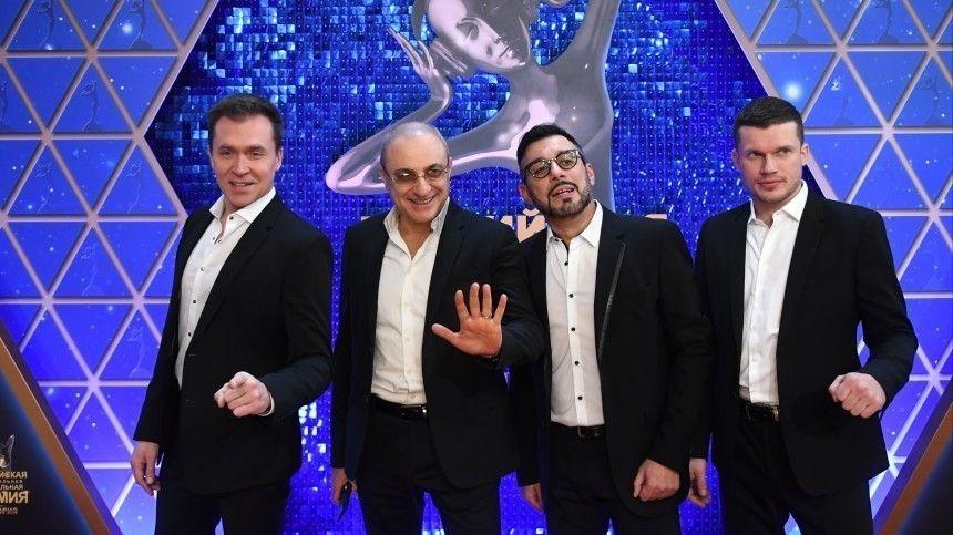 Трое участников «Хора Турецкого» попали в черный список Украины