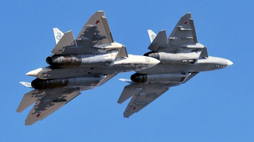 В России испытали макеты новой гиперзвуковой ракеты с помощью Су-57