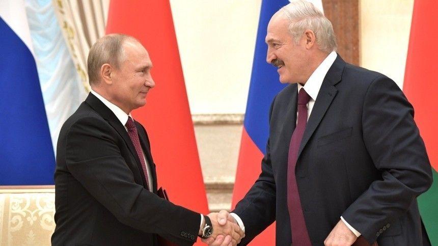 В Кремле раскрыли детали предстоящих переговоров Путина и Лукашенко