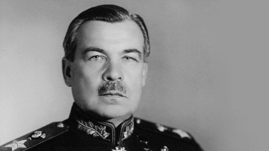 Премьера фильма о легендарном маршале СССР Леониде Говорове состоялась в Петербурге