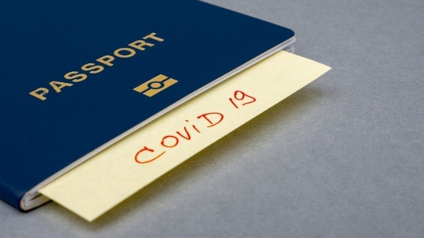 Паспорта вакцинации от COVID-19 могут ввести в ЕС в ближайшее время