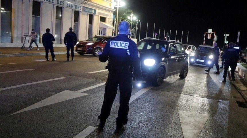 Поджоги и погромы: уличные беспорядки охватили французский Лион — видео