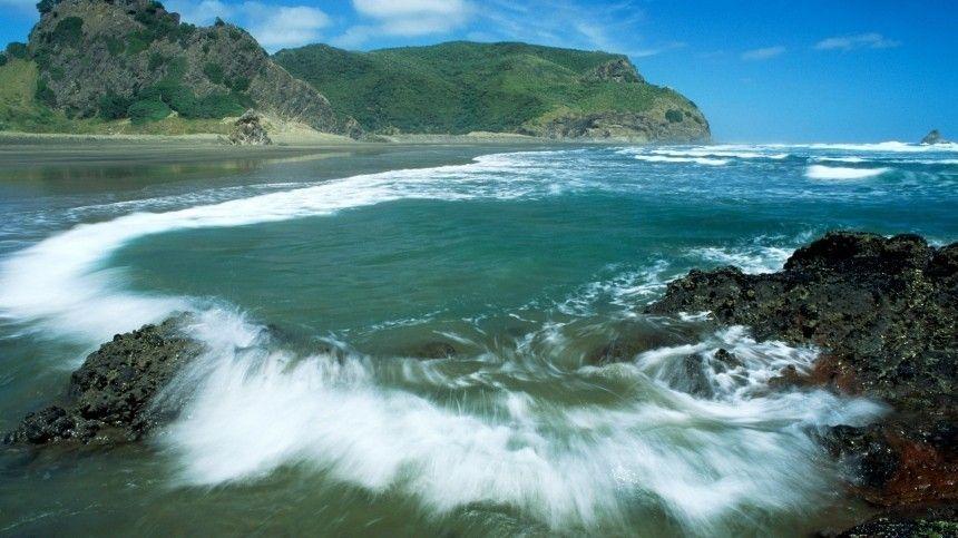 Землетрясение магнитудой 8,1 произошло у берегов Новой Зеландии