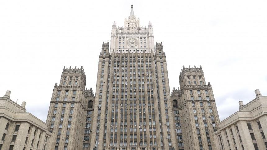 «Мы их скоро порадуем»: в МИД РФ анонсировали ответ на санкции США