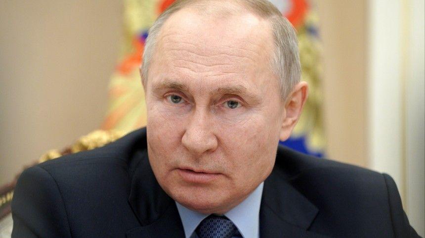 Песков рассказал о личной встрече Владимира Путина с европейским коллегой