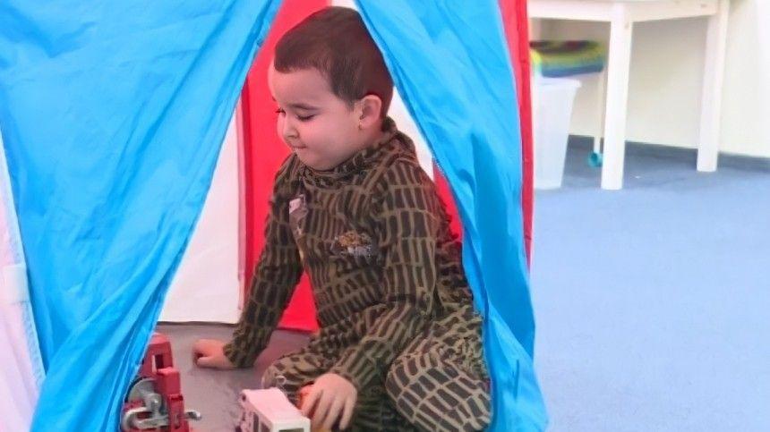 На Пятом канале акция «День добрых дел» для Амира Хакунова