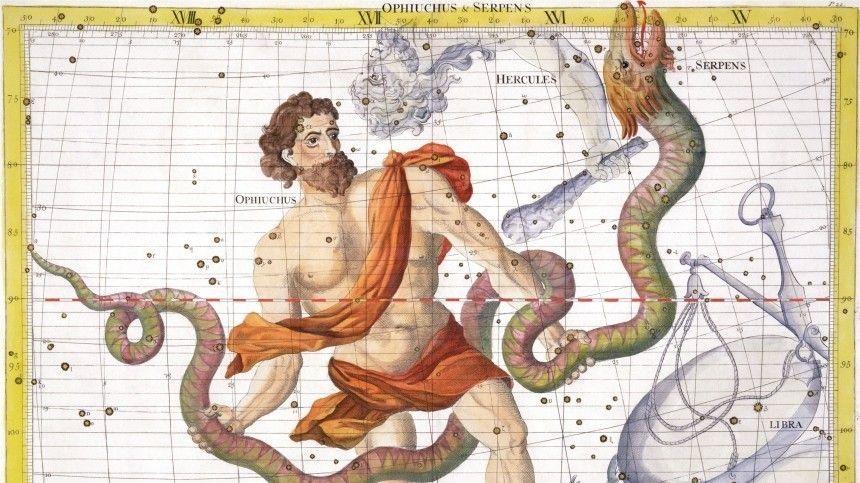 Василиса Володина открыла, когда среди знаков зодиака появится Змееносец