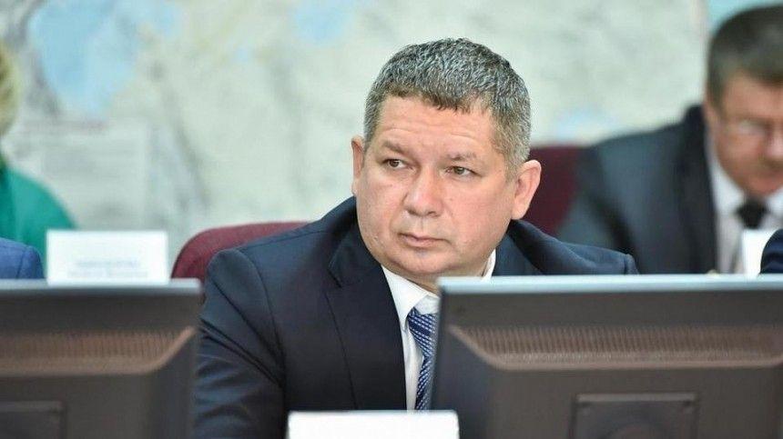 Зампред правительства Ставрополья задержан в аэропорту при попытке скрыться