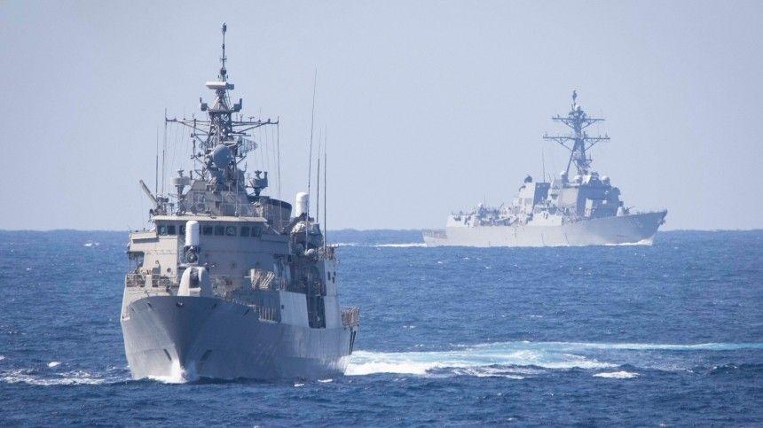Еще один корабль ВМС США направляется в Черное море